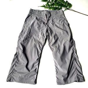 LuLuLemon Athletica Gray Capri Leggings Size 6